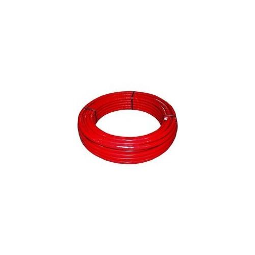 Tubo multistrato rivestimento rosso