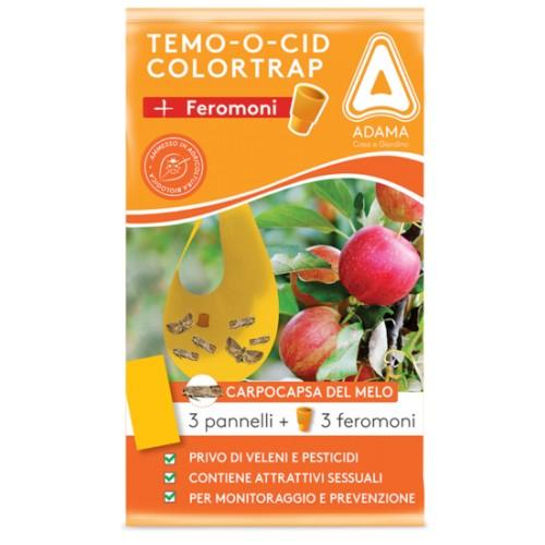 Temocid Colortrap giallo (cydia pomonella)