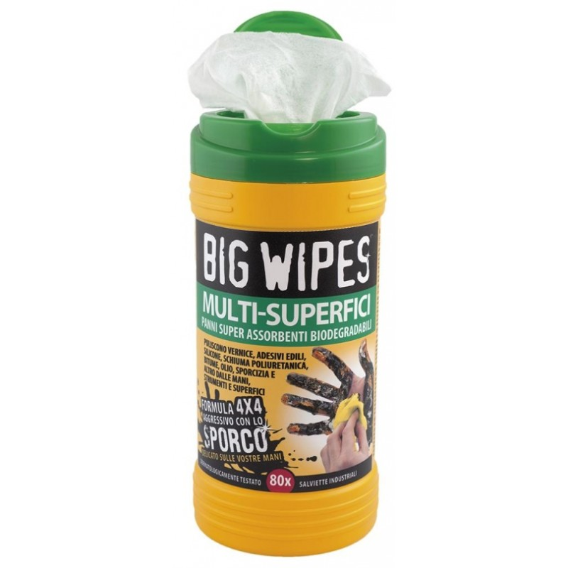 Salviette Big Wipes