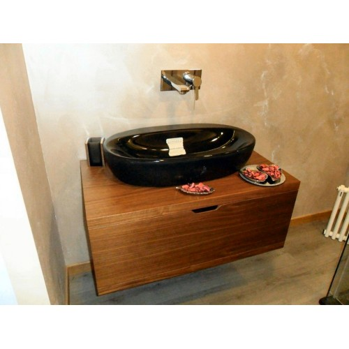 Mobile Noce Walnut + lavabo