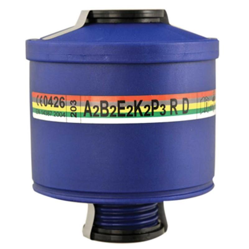 Filtro tipo A2B2E2K2P3