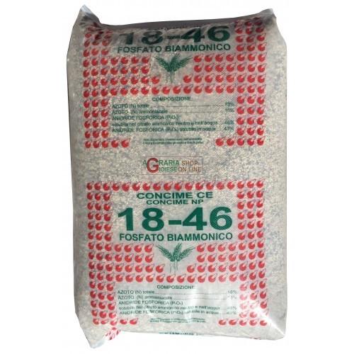 Concime Fosfato Biammonico 18-46